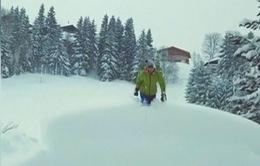 Những hoạt động thể thao thú vị trên băng tuyết