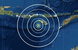 Động đất mạnh 6 độ richter trên đảo Sumbawa, Indonesia