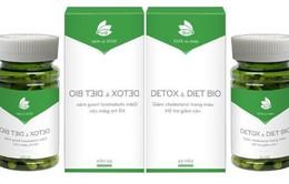Cẩn trọng với thông tin quảng cáo thực phẩm Detox & Diet Bio