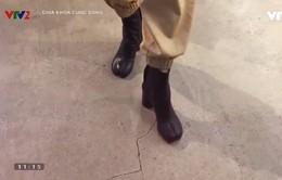 Tabi boots được lòng các tín đồ thời trang