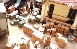 Cao điểm chống buôn lậu, hàng giả dịp Tết Nguyên đán 2020