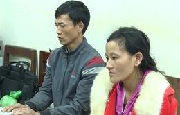 Sơn La: Bắt vụ vận chuyển 20 bánh heroin