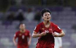Fan Hàn muốn Quang Hải sang K-League chơi bóng