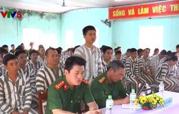 Công an TP Đà Nẵng tha tù trước thời hạn cho nhiều phạm nhân