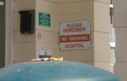 Các bệnh viện tại Anh giúp bệnh nhân bỏ thuốc lá và cai rượu