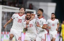 Asian Cup 2019: Thắng thuyết phục ĐT Trung Quốc, ĐT Iran gặp ĐT Nhật Bản tại bán kết
