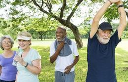 Tập thể dục giúp chống lại bệnh Alzheimer