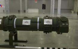 Nga giới thiệu tên lửa mới