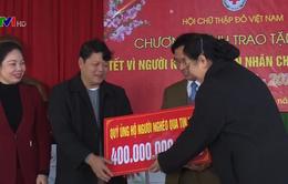 Phó Chủ tịch Thường trực Quốc hội chúc Tết đồng bào dân tộc tỉnh Sơn La