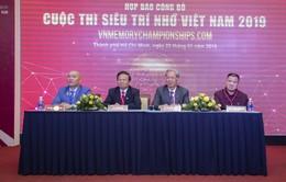 Khởi động cuộc thi Siêu trí nhớ cho người Việt