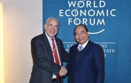 Thủ tướng Nguyễn Xuân Phúc tiếp Tổng Thư ký OECD