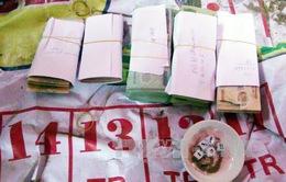 Bình Dương: Cảnh sát đột kích sòng bạc trong căn biệt thự