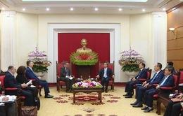 Thúc đẩy hợp tác thương mại Việt Nam - Hoa Kỳ