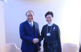 Thủ tướng đề nghị Hong Kong (Trung Quốc) sớm mở Văn phòng Kinh tế - Thương mại tại Hà Nội