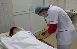 Điều trị bảo tồn không mổ cứu sống bé trai bị ngã vỡ lách