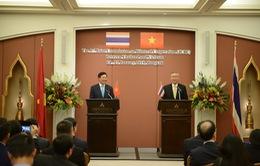 Việt Nam và Thái Lan họp Ủy ban Hỗn hợp về hợp tác song phương lần 3
