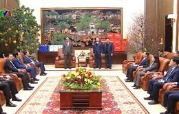 Thủ tướng Nguyễn Xuân Phúc: Hưng Yên cần phát triển mạnh các khu công nghiệp và đô thị