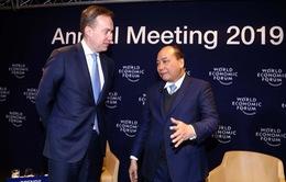 Dấu ấn Việt Nam tại Diễn đàn kinh tế thế giới