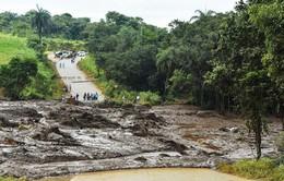 Vỡ đập tại Brazil: Số thiệt mạng tăng lên 34 người