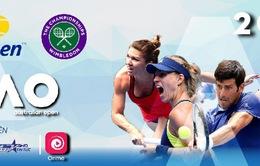 Năm 2019, VTVcab sở hữu bản quyền 3 giải quần vợt lớn nhất thế giới