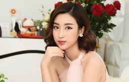 """Hoa hậu Đỗ Mỹ Linh: """"Bất cứ công việc nào cũng cần có sự nỗ lực và thái độ nghiêm túc"""""""
