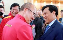 Bộ trưởng Nguyễn Ngọc Thiện: Giờ thì cả châu Á đã biết tới bóng đá Việt Nam
