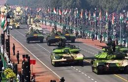 Ấn Độ diễu binh kỷ niệm 70 năm ngày cộng hòa