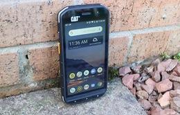 """Khám phá chiếc smartphone """"nồi đồng cối đá"""" Cat S48c"""