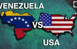 Venezuela giải quyết căng thẳng ngoại giao với Mỹ