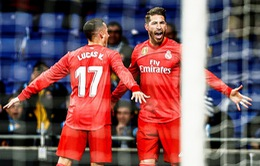 Kết quả bóng đá châu Âu đêm 27/1, sáng 28/1: Tottenham bị loại khỏi FA Cup, Barcelona cùng Real thắng ấn tượng