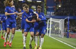 Vòng 4 FA Cup: Chelsea thắng đậm Sheffield Wednesday, giành vé vào vòng 5