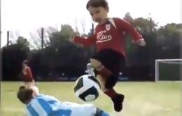 Những cậu bé có năng khiếu chơi thể thao