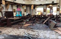 Philippines phong tỏa đảo Jolo để điều tra vụ đánh bom nhà thờ Thiên Chúa giáo
