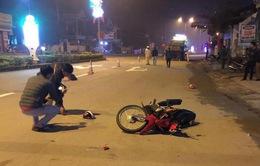 Quảng Trị: Xe máy va chạm với xe ben, hai cháu nhỏ tử vong
