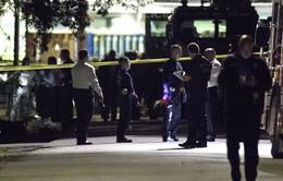 Mỹ: Nổ súng nhằm vào lực lượng cảnh sát