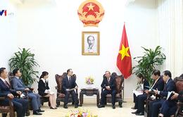 Phó Thủ tướng Thường trực Trương Hòa Bình tiếp Viện trưởng Viện Công tố Hàn Quốc