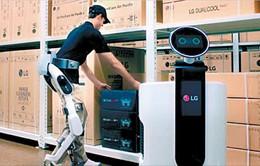 LG Electronics và Naver hợp tác phát triển công nghệ robot