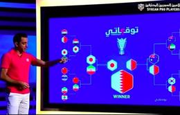 Xavi dự đoán siêu chuẩn, tiếp tục nhắm Qatar vô địch Asian Cup 2019