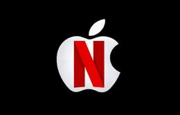 """Cho rằng bị """"bóc lột"""" quá đáng, Netfilx """"nghỉ chơi"""" với Apple"""