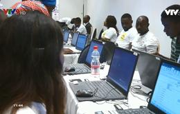 """Sợ tin giả, CHDC Congo """"cắt"""" cả dịch vụ Internet lẫn tin nhắn"""