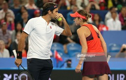 Hopman Cup: Federer cùng ĐT Thuỵ Sĩ giành quyền vào chung kết