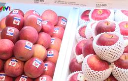 Sức tiêu thụ hoa quả nhập khẩu tăng mạnh