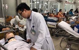 Vụ xe container gây tai nạn liên hoàn ở Long An: nhiều nạn nhân nguy kịch