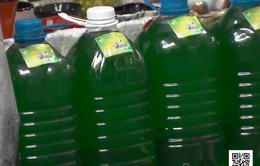 Tràn lan nước rửa bát siêu rẻ trên thị trường