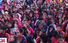 Hà Nội: Chính thức triển khai chương trình Sữa học đường