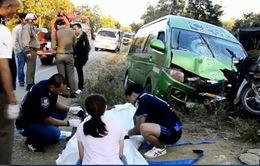 Tai nạn giao thông tăng cao dịp năm mới tại Thái Lan