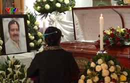 Thị trưởng Mexico bị sát hại sau khi nhậm chức