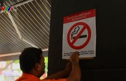 Malaysia cấm hút thuốc ở nhà hàng