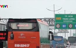 Bê bối trốn thuế nghiêm trọng ở cao tốc TP.HCM - Trung Lương