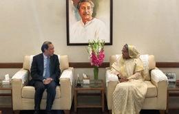 Đặc phái viên Thủ tướng Chính phủ, Thứ trưởng Bộ Ngoại giao Nguyễn Quốc Dũng thăm Bangladesh